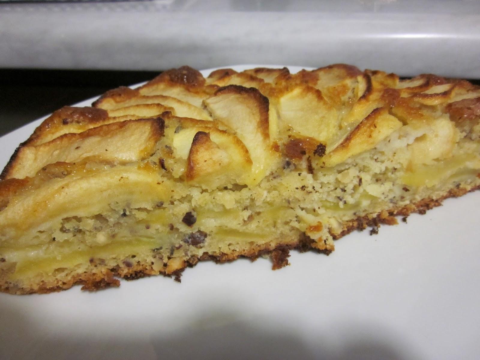 Ricetta biscotti torta torta di mele di benedetta parodi for Ricette di benedetta parodi