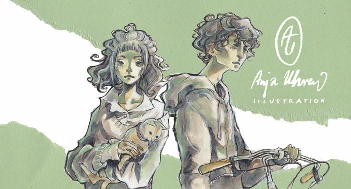 Anja's Artblog