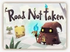 ROAD NOT TAKEN