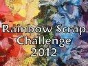 Rainbow Scrap Challenge 2012