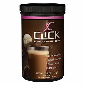 Cick Espresso Protein Powder