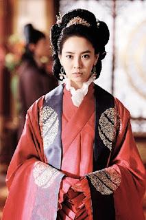 Song Ji Hyo Frozen Flower
