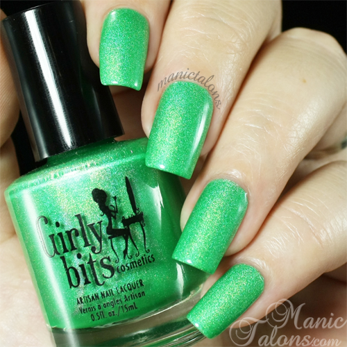 Girly Bits What The Deuce Swatch