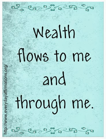 Affirmations for Prosperity, Daily Affirmations