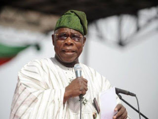 Obasanjo gives condition for supporting Buhari's re-election in 2019