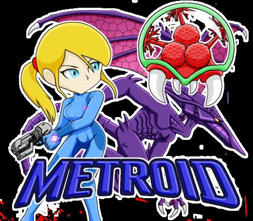 Metroid por DabyHedgehog