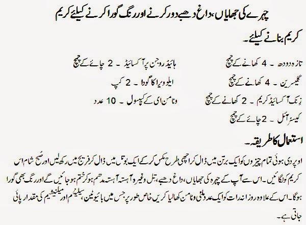 Dr Khurram Mushir Beauty Tips in Urdu