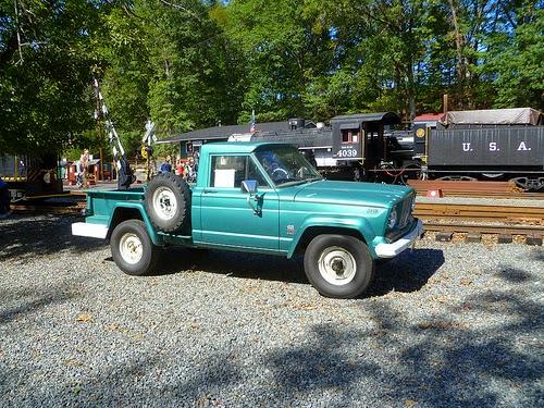 jeep gladiator j 200