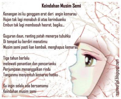 Puisi Islami 2012 Terbaru