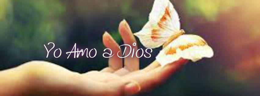 Yo amo a Dios!