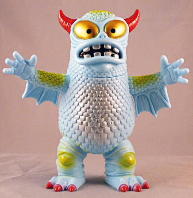 Stranger Factory Exclusive Sky Blue Greasebat by Jeff Lamm