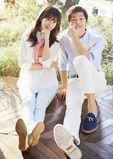 Aktor drama korea Song Joong Ki