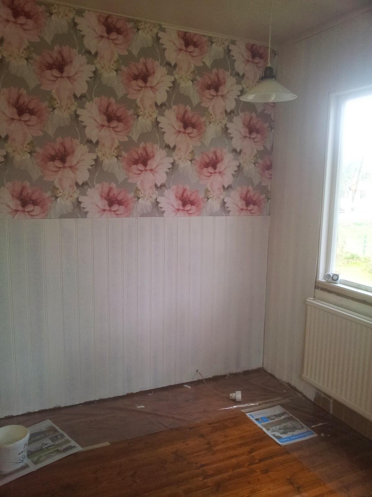 Skapande hem: kök fyra....väggar