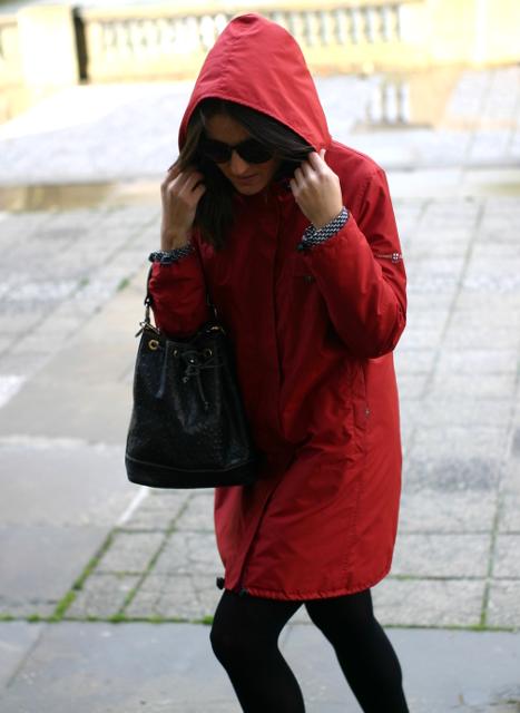 Look lluvia!