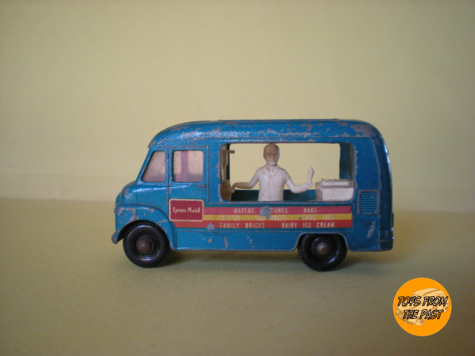 Curiously, Some Other Brands Like Majorette Have Also Produced Die Cast Ice  Cream Vansu2026