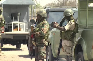 Wives of detained Boko Haram suspects, Nigerian Army differ on alleged maltreatment
