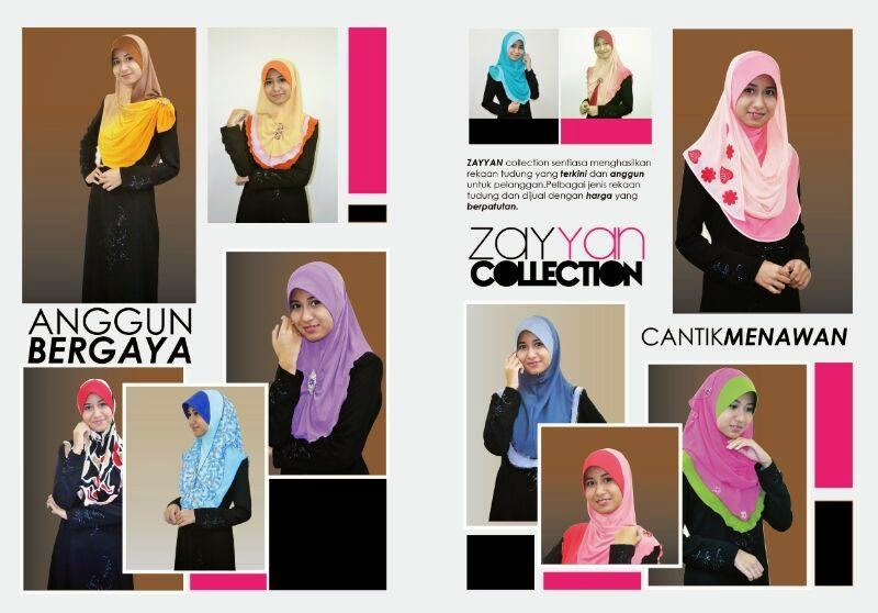 My Other Biz..ZAYYAN SCARF