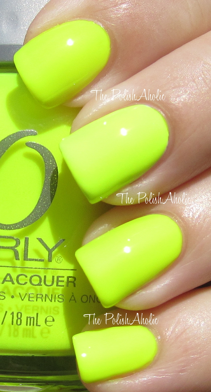 Neon Yellow Nail Polish? — thenest