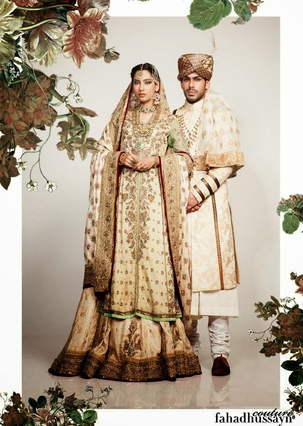 Pakistani Bridal Lehengas Suits