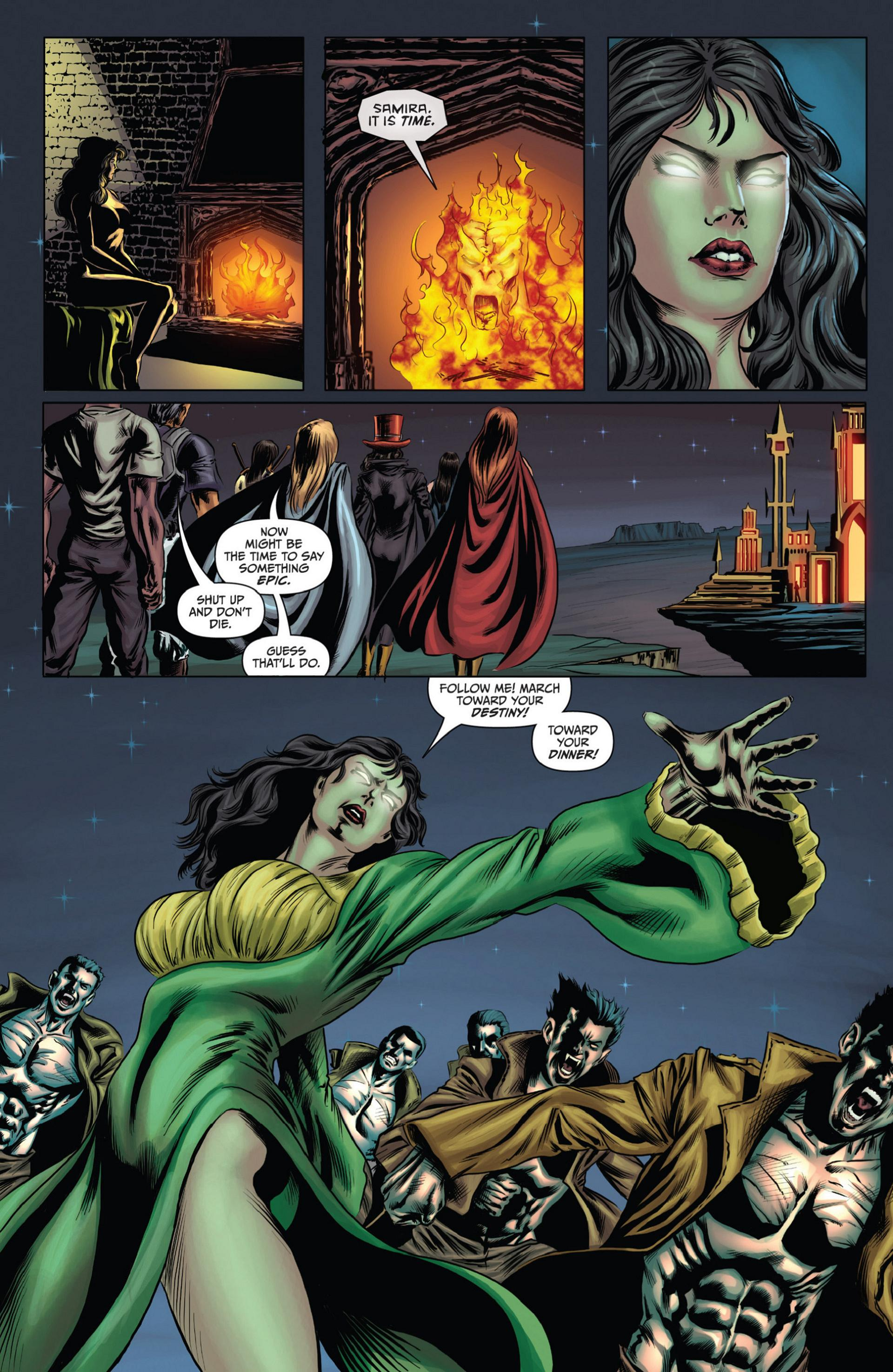 Grimm Fairy Tales (2005) Issue #85 #88 - English 27