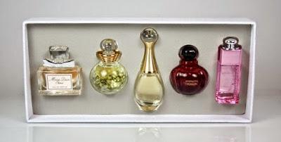 Perfume Dior 5 in 1 Murah