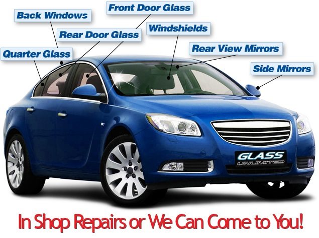 Same Day Service (Auto Glass Replacement & Repair)