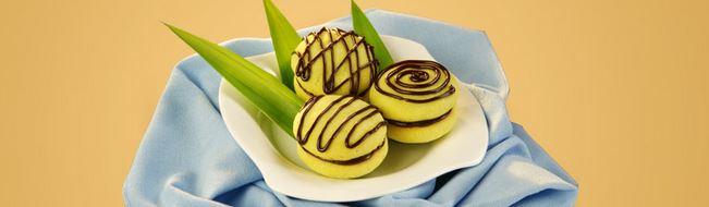 Resep Cara Membuat Kue Pandan Choco Cookies Yang Enak