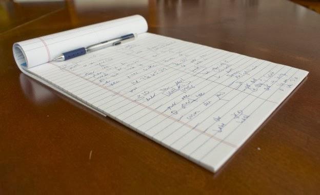 Interpreting Handwriting