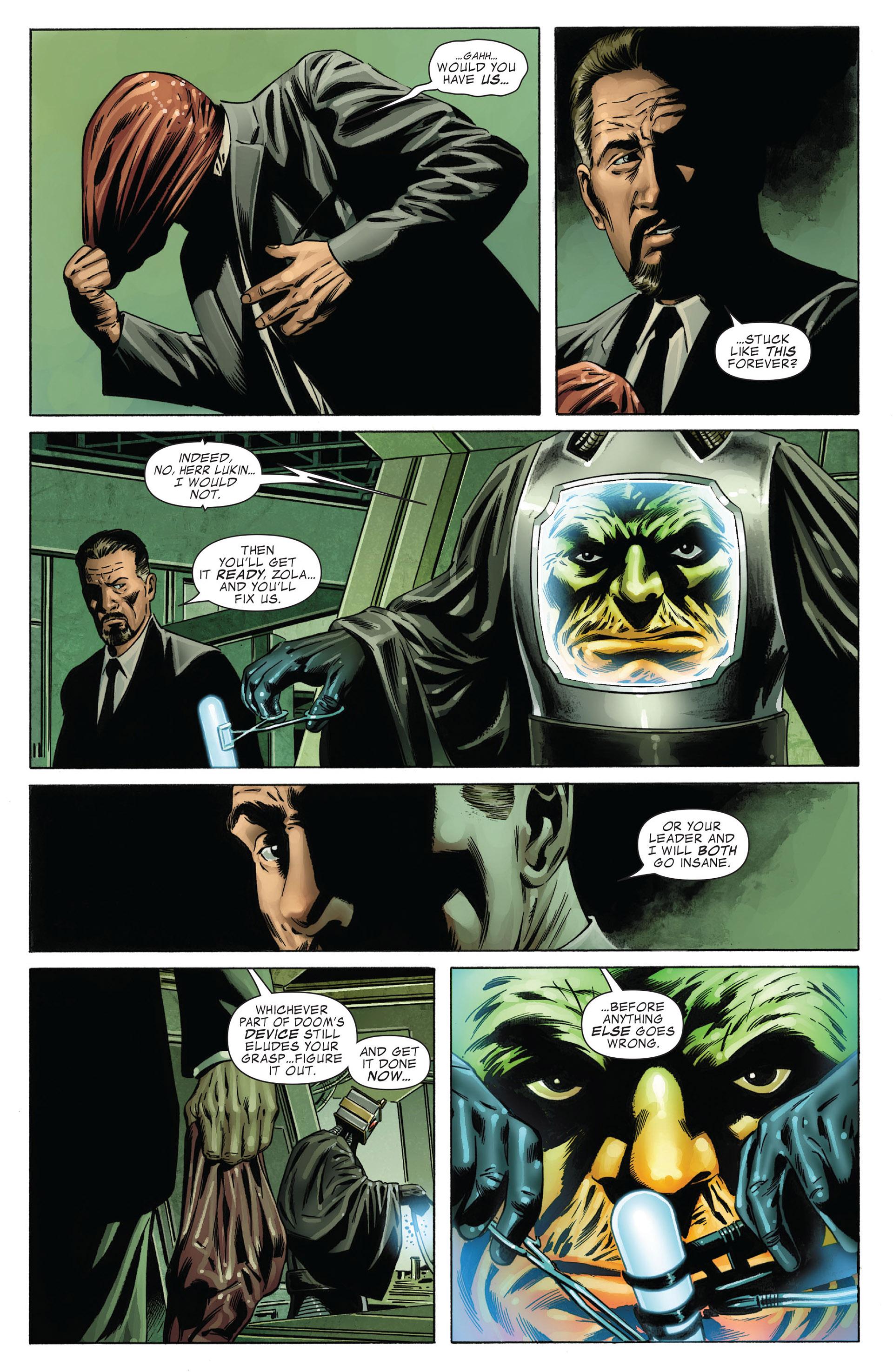 Captain America (2005) Issue #41 #41 - English 8