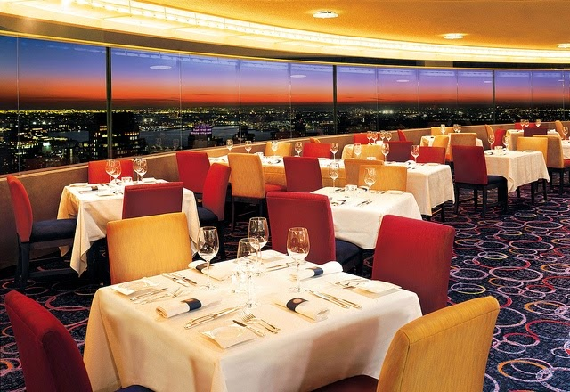 Restaurante The View em Nova York