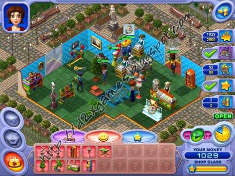 Free Download Games - Shopping Blocks