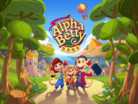 Gli spaccalinea in AlphaBetty Saga - Come usare spaccalinea