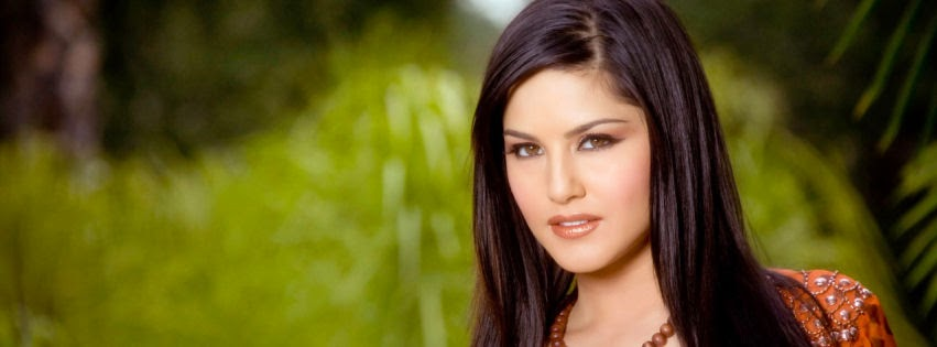 Facebook Cover Of Beautiful Sunny Leone.