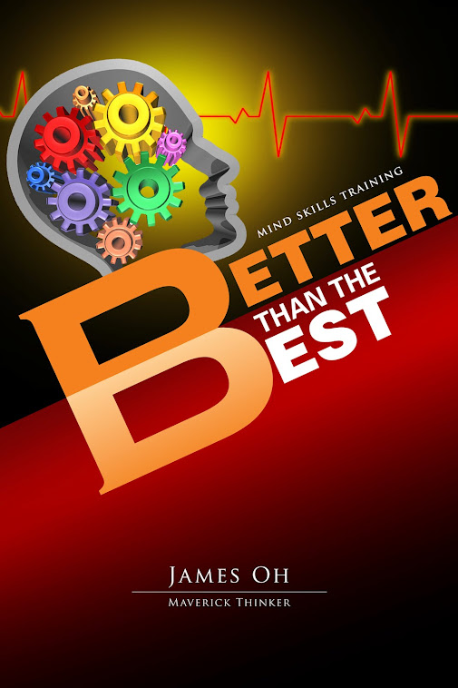 Better Than The Best BY JAMES OH