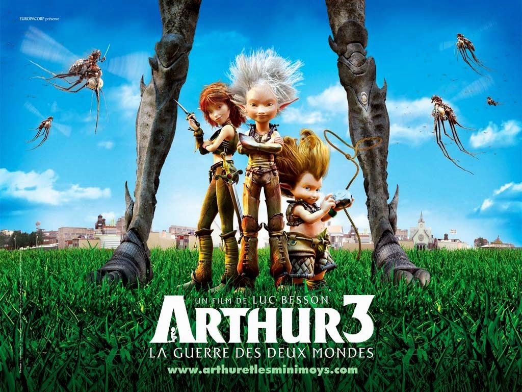 arthur 3 full movie free download