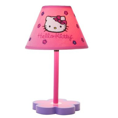 hello kitty hello kitty lamps. Black Bedroom Furniture Sets. Home Design Ideas