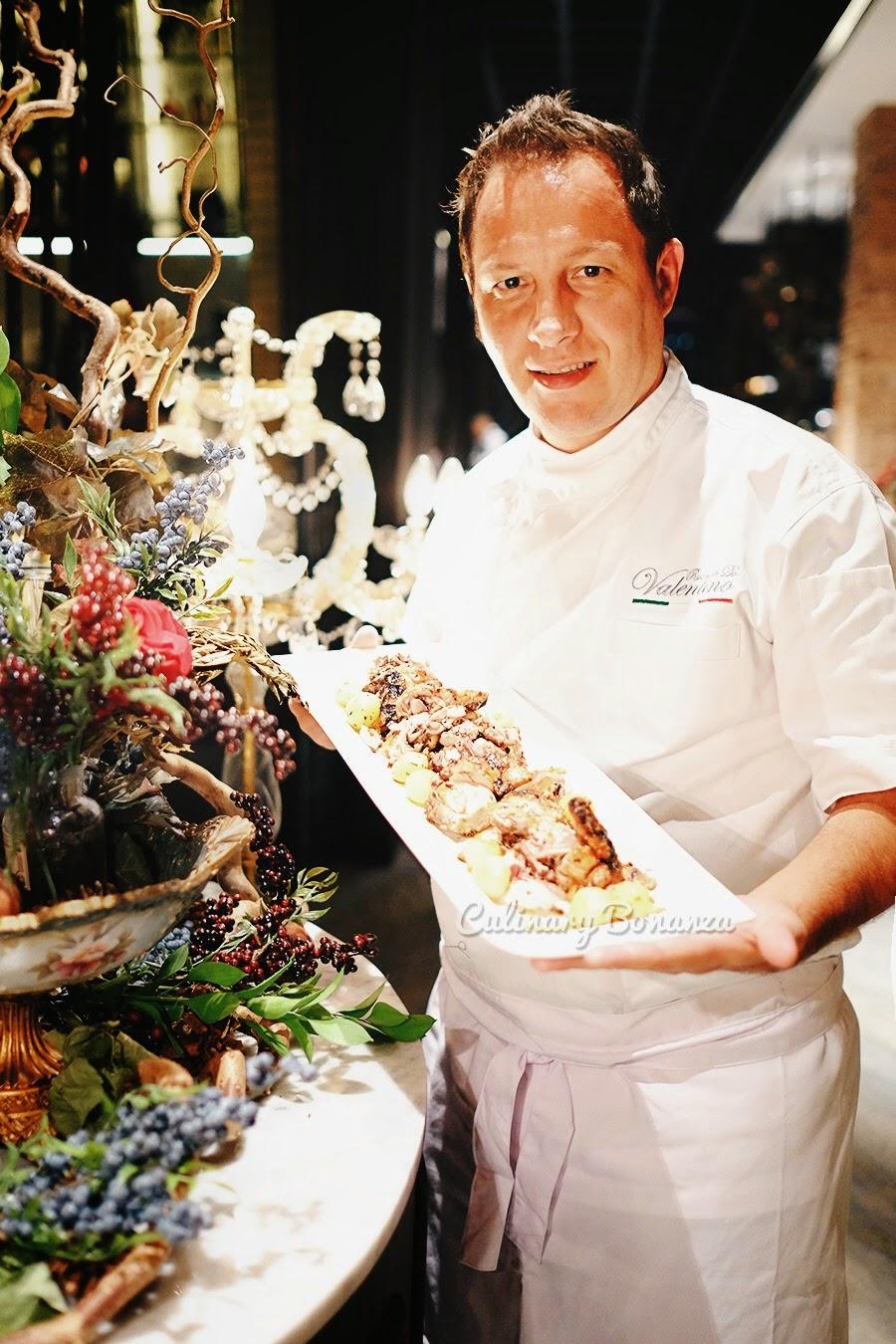 Chef Valentino Valtulina of Ristorante da Valentino Jakarta