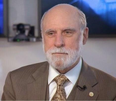 Vint Cerf, vice-presidente do Google