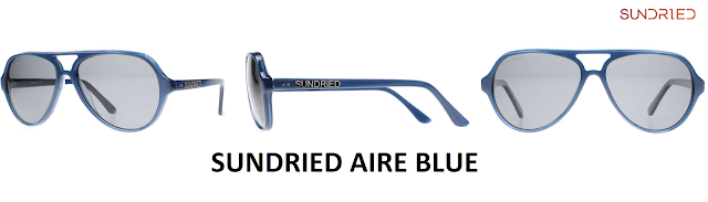 Sundried Aire Blue Sunglasses