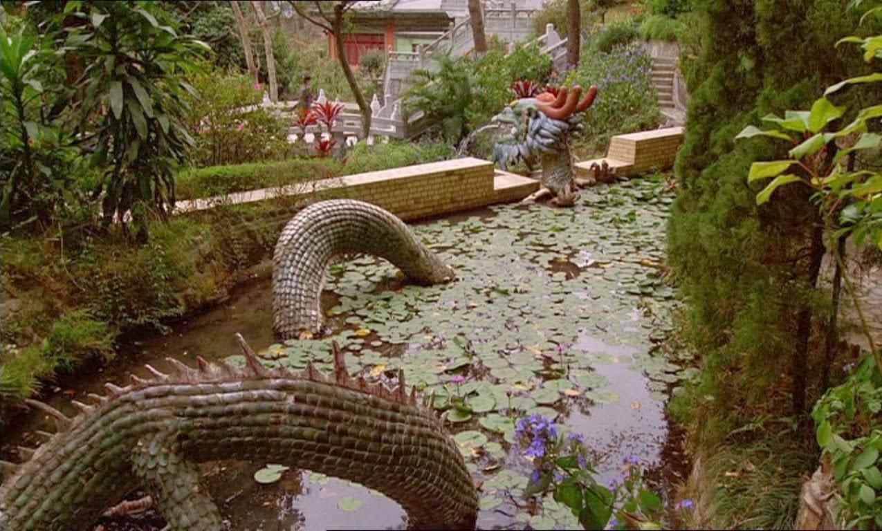 James Bond Locations Noble House The Dragon Garden