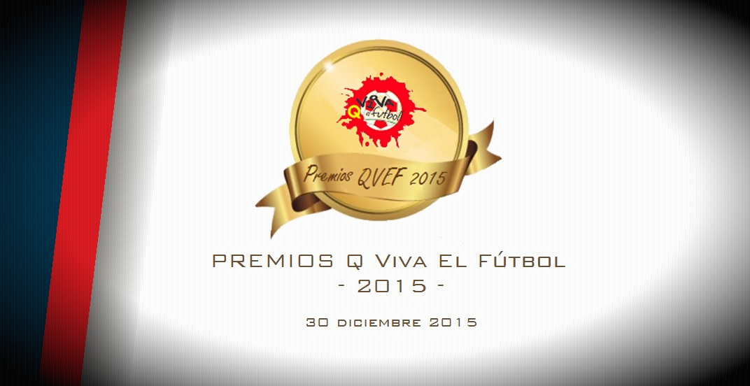 Premios QVEF 2015