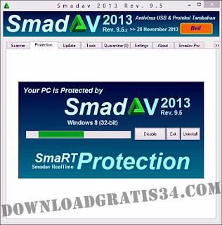 Download antivirus smadav 9.5 terbaru