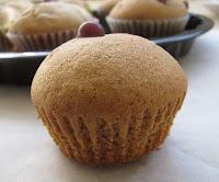 Champagne Grape Muffins