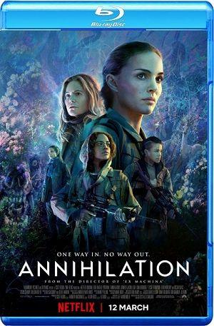 Annihilation 2018 WEB-DL 720p 1080p