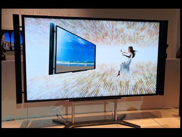 Sony y sus pantallas Bravia