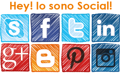 Hey! Io sono social!