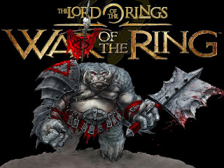 War Of The Rings Wallpapaer Games
