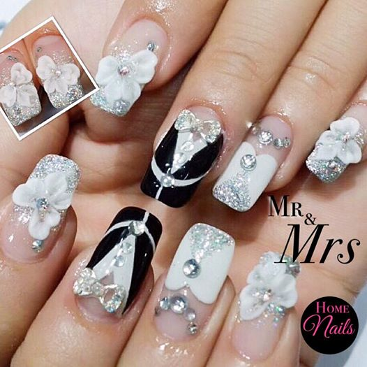 Gelish manicure and nail art in orchard singapore mr mrs gelish nail art design prinsesfo Choice Image