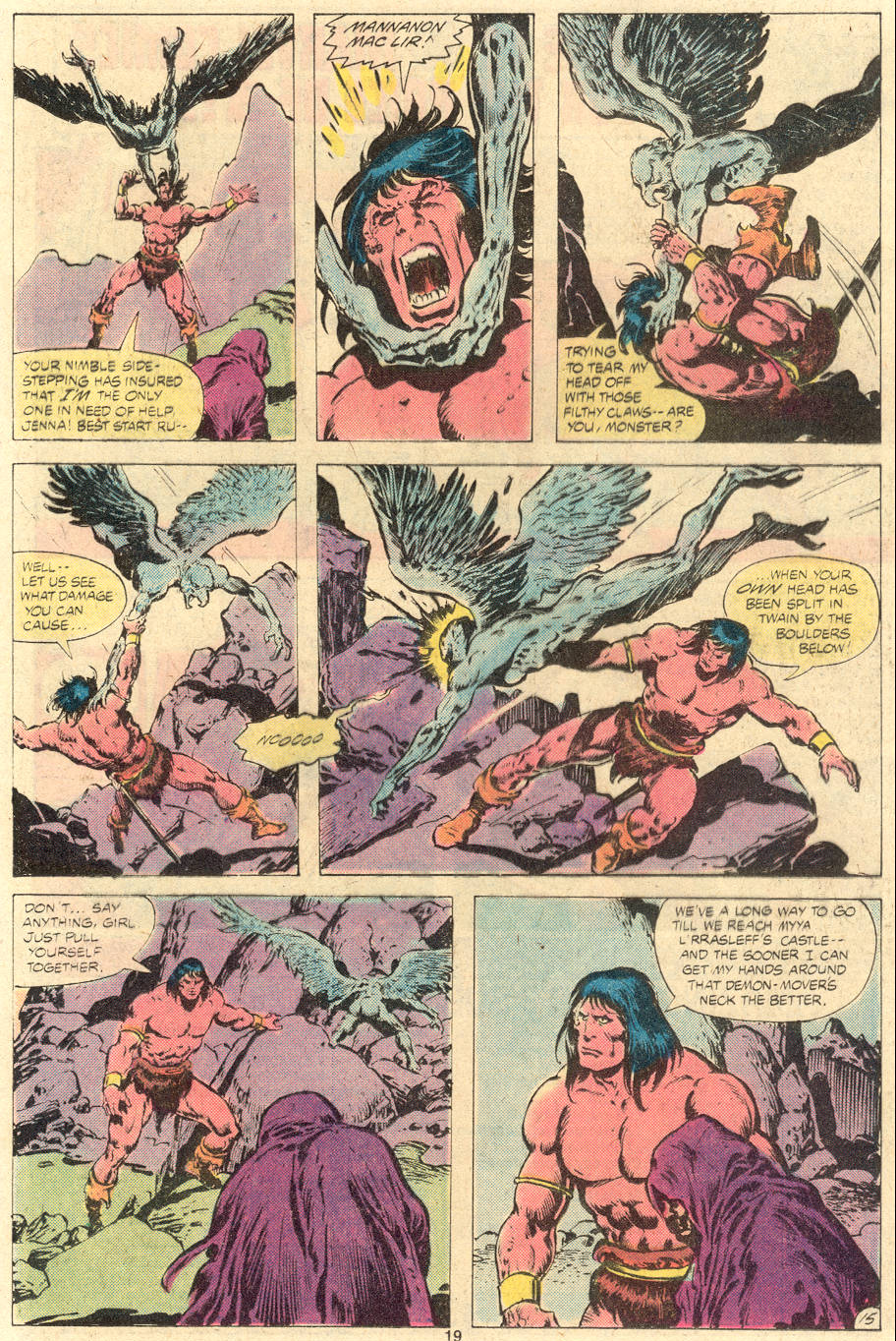 Conan the Barbarian (1970) Issue #118 #130 - English 16