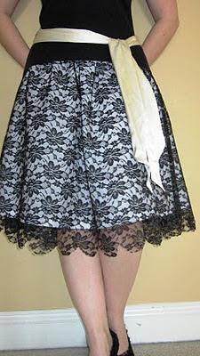 خياطة تنورة